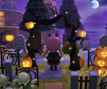 【あつ森】秋の無料アプデ「v1.5.0」注目の更新内容、ハロウィン家具・レシピ・イベント・パンプキングなど