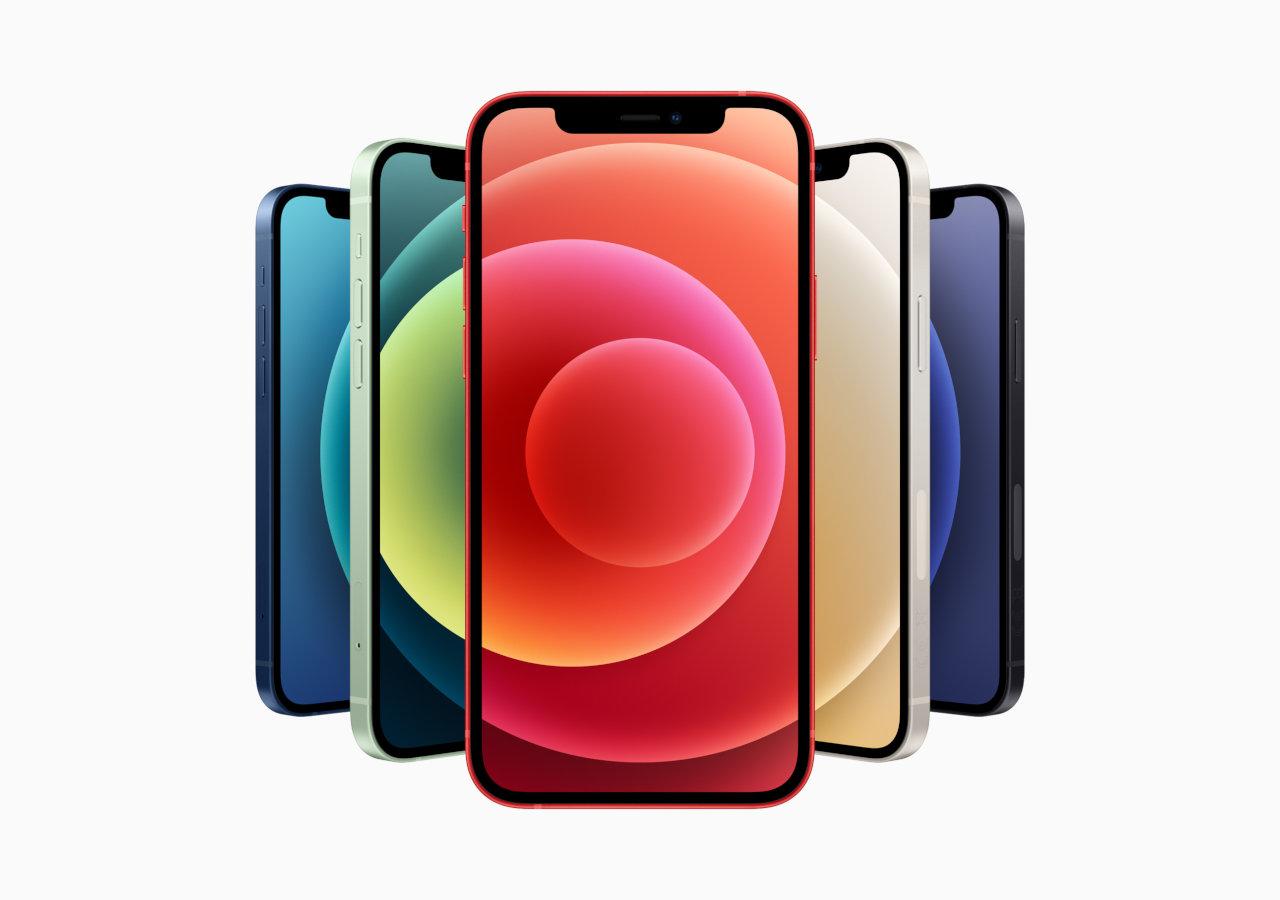 【比較】iPhone 12/12 miniとSE(第2世代)、7/7 Plusの性能や搭載機能、サイズの違い