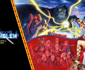 【FE30周年】FC版『ファイアーエムブレム暗黒竜と光の剣』が英語ローカライズ&追加機能を搭載して海外で初発売