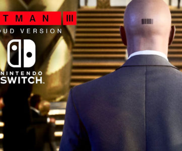 『ヒットマン』シリーズがNintendo Switchに初対応、最新作『3』がクラウドゲームとして配信