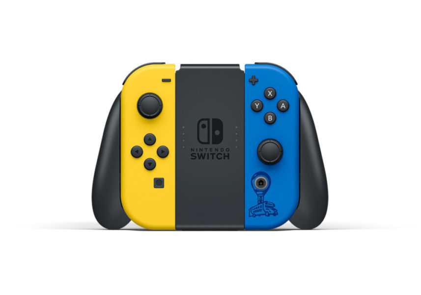 Nintendo Switch:フォートナイトSpecialセット Joy-Con