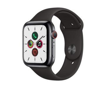 【終了】最大45%オフも、Apple Watchなどアップル製品がお買い得【Amazonブラックフライデー】