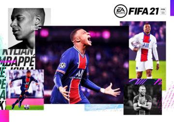 FIFA 21 エムバペ