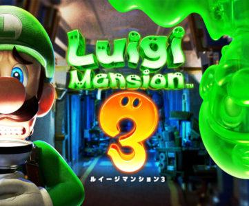 Switch『ルイージマンション3』、発売1年で780万本以上を販売しシリーズ最多売上に