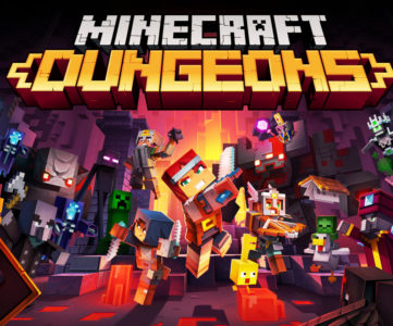 【いっせいトライアル】『Minecraft Dungeons』が8月9日から1週間遊び放題