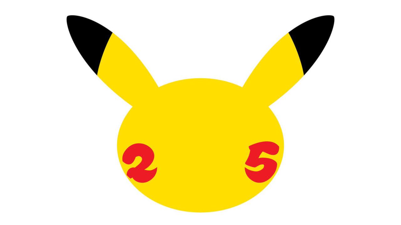 【ポケモン25周年】記念ロゴが公開、特別な発表もまもなく