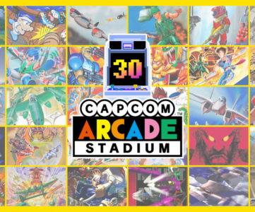 『カプコンアーケードスタジアム』にさらなるタイトルが追加予定、マルチ展開や追加機能のDLCも
