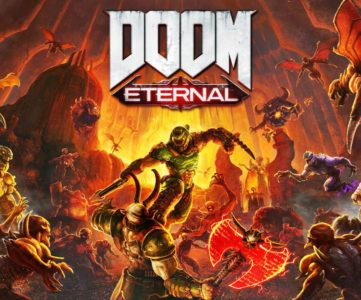 【比較】『DOOM Eternal』Nintendo Switch版の特徴や他機種との違い
