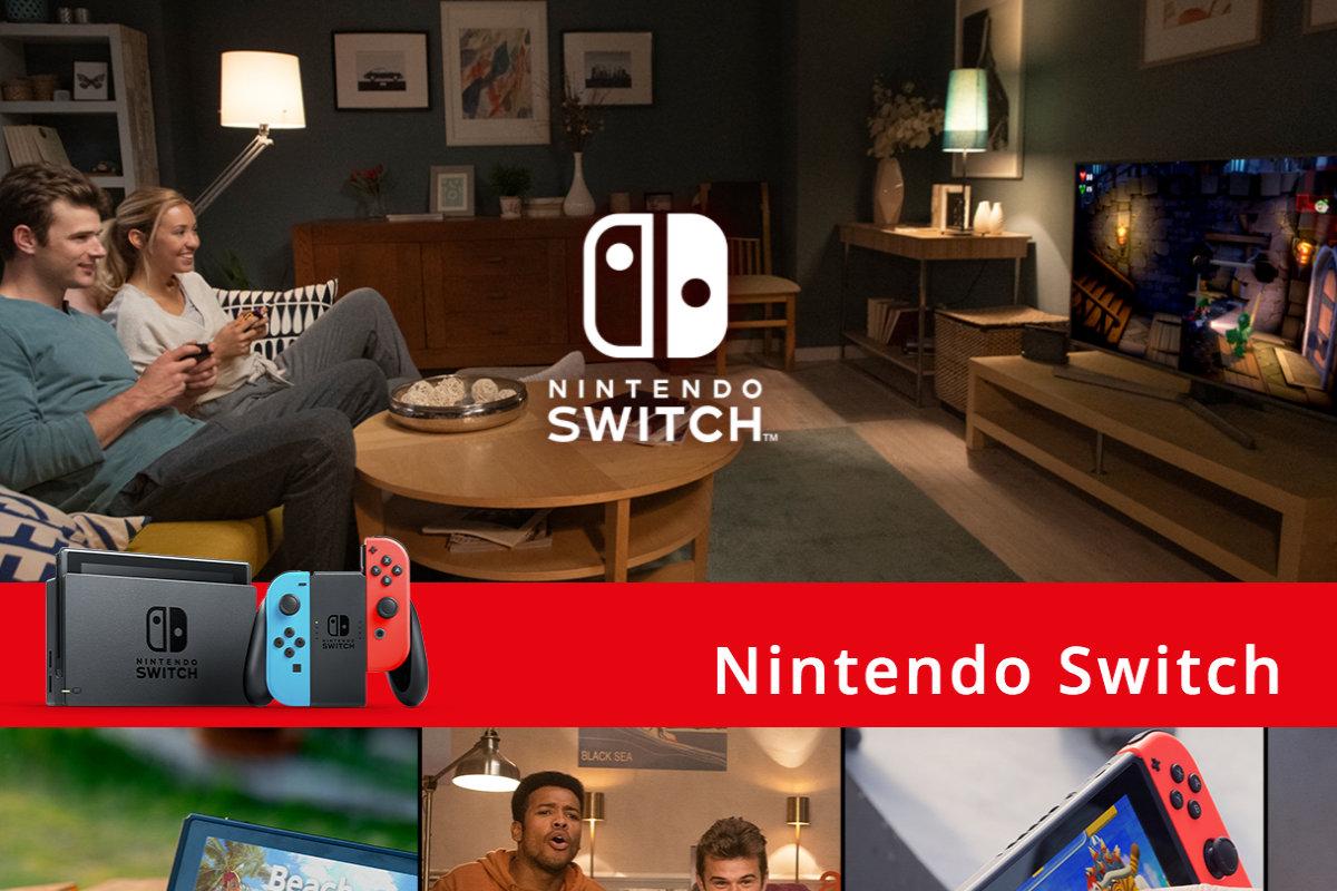 Nintendo Switch、欧州やオーストラリアでも2020年11月に最も売れた家庭用ゲーム機に