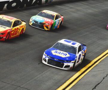 『NASCAR』シリーズがNintendo Switchに対応、2021年内に発売