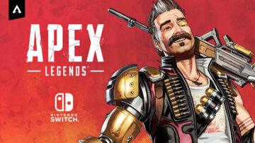 【APEX】Switch版『エーペックスレジェンズ』は3月開幕、Panic Buttonが移植協力