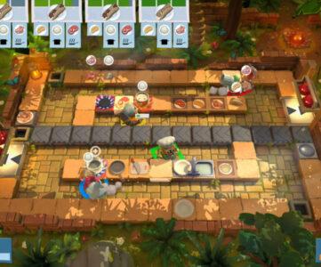 『オーバークック』全コンテンツを収録した完全版がNintendo Switchにも対応、クロスプレイで他機種ユーザーとも遊べる