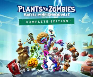【比較】『Plants vs. Zombies: ネイバービルの戦い』Nintendo Switch版の特徴、他機種版との違い