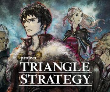 """スクエニがHD-2Dで描く""""タクティクスRPG""""完全新作『Project TRIANGLE STRATEGY』を開発中、『オクトラ』の浅野チーム最新作"""
