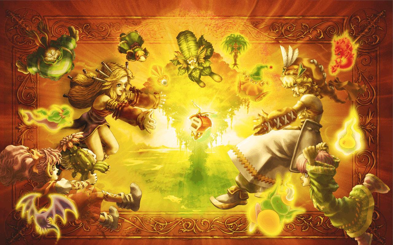 【比較】『聖剣伝説 Legend of Mana』HDリマスター版の特徴・新要素、PSオリジナル版との違い