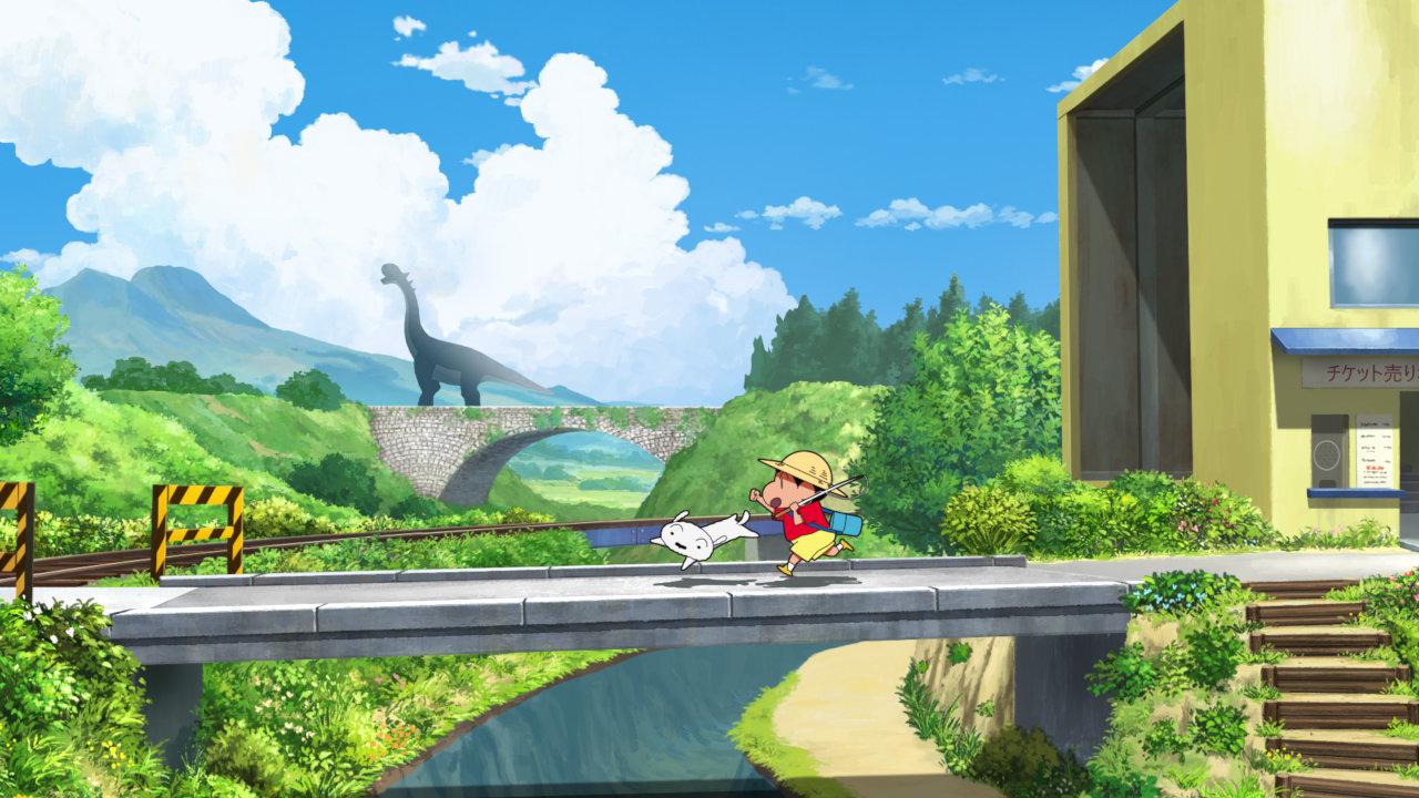 Switch『クレヨンしんちゃん「オラと博士の夏休み」』発売日決定・予約受付開始、『ぼくなつ』シリーズの綾部和氏が描く新たな夏の物語