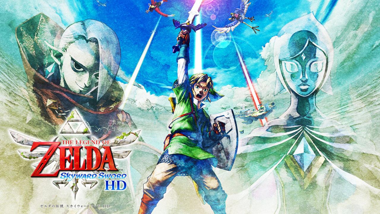 【比較】『ゼルダの伝説 スカイウォードソード HD』Nintendo Switch版の特徴や追加要素、Wii版との違い