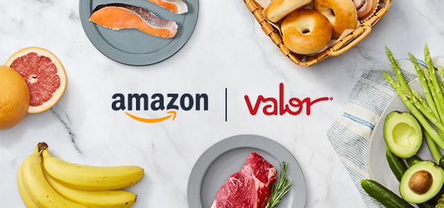 Amazon、食品スーパーのバローと協業し東海地方で生鮮食品をオンライン販売を展開