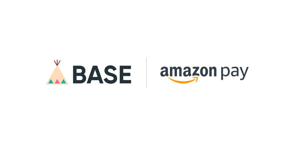 【BASE】「BASEかんたん決済」で「Amazon Pay」が利用可能に