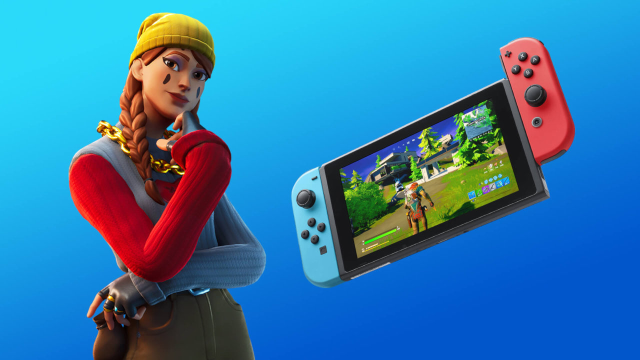 Switch版『フォートナイト』アップデートで解像度が最大38%向上、フレームレートの安定性も改善されよりスムーズなゲームプレイが可能に