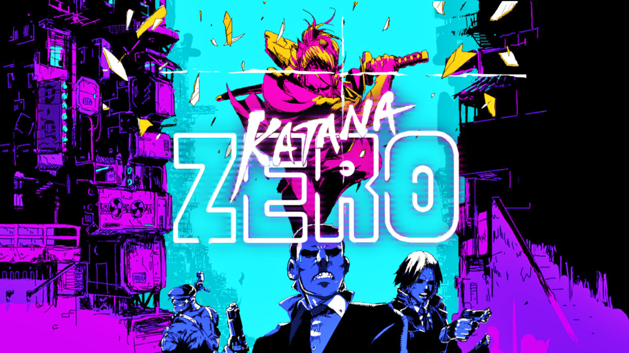 """『Katana ZERO』の追加コンテンツはDLCの域を超えた""""Katana 1.5""""に近い規模に"""