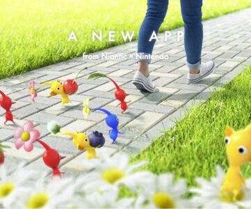 【ピクミン】新作はARモバイルゲーム、任天堂と『ポケモンGO』のNianticが共同開発する「歩くことを楽しくする」少し変わったアプリ