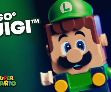 『レゴ ルイージ』正式発表、新しい冒険がはじまる
