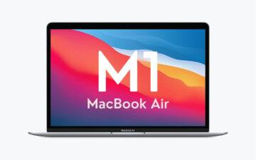 Apple M1チップ搭載 MacBook Air