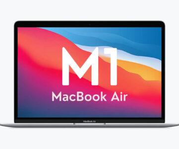 M1 MacBook Air購入、速い・静か・楽しい・快適