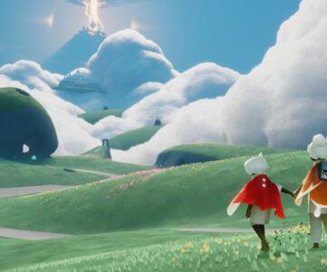 Nintendo Switch版『Sky 星を紡ぐ子どもたち』は6月に世界リリース予定、モバイル版とのクロスプレイに対応