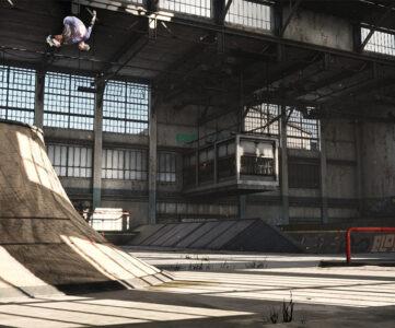 Switch版『トニー・ホーク プロ・スケーター 1+2』の発売日が決定