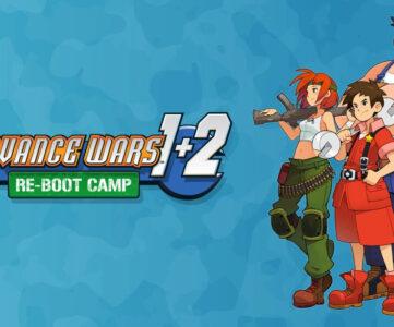 『ゲームボーイウォーズアドバンス1+2』がオンラインプレイにも対応しNintendo Switchでリメイク