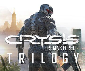 シリーズ3作をまとめた『Crysis Remastered Trilogy』が2021年秋に発売へ