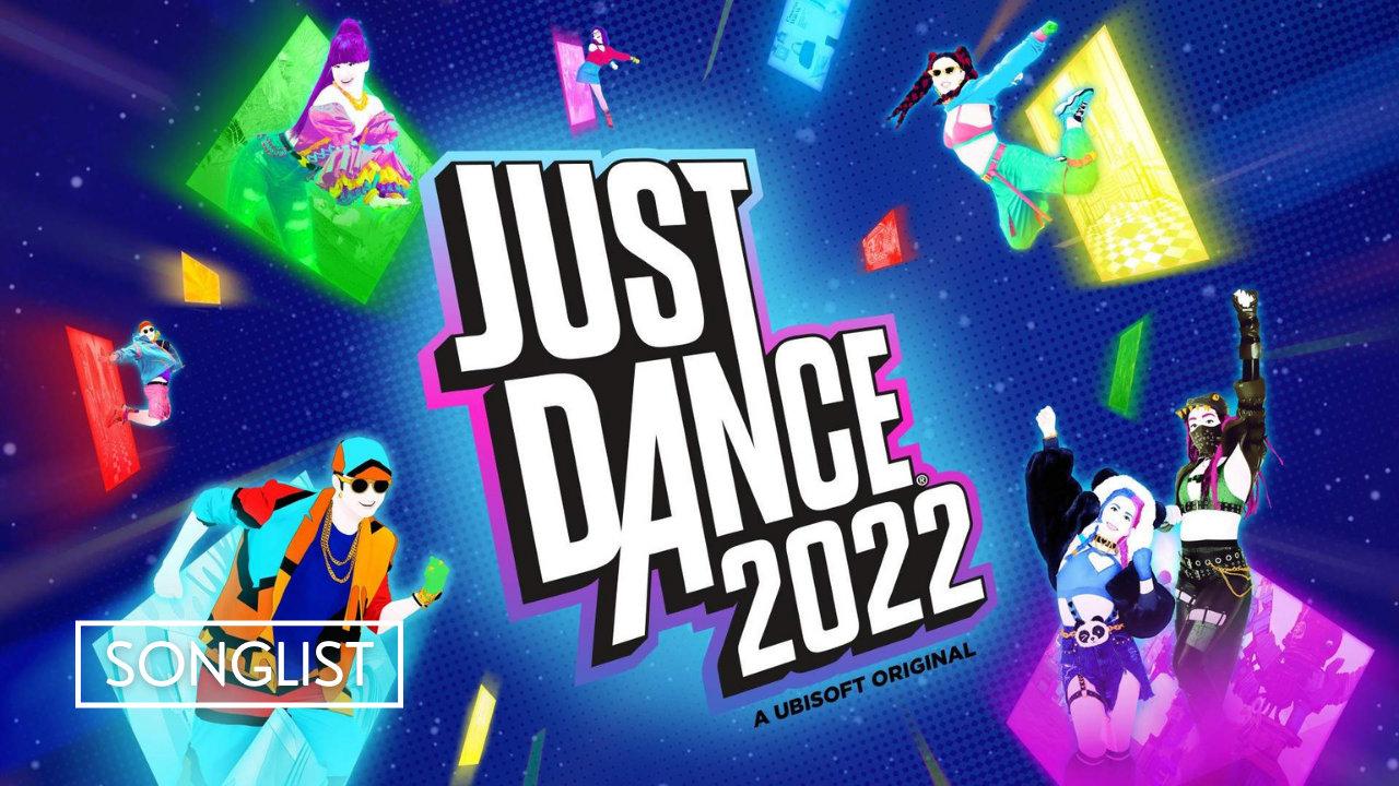 【Just Dance 2022】星野源「恋」を含む収録曲一覧リスト、最新ヒットや人気曲など40曲以上を収録