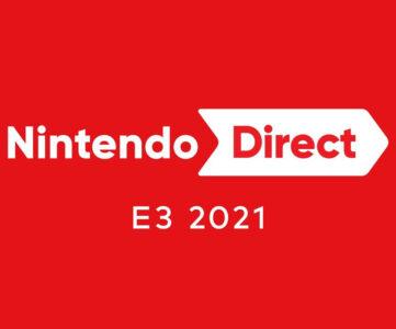 【E3 2021】ニンテンドーダイレクト発表内容を新着情報を中心にまとめ
