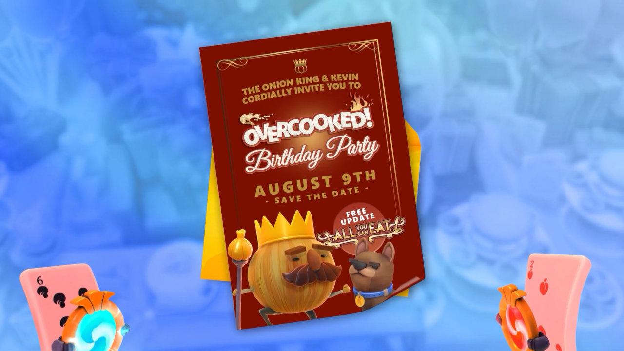 『オーバークック 王国のフルコース』無料アップデートが8月に到着予定