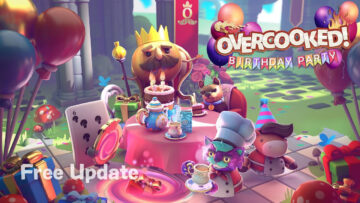 Overcooked:All You Can Eat - Birthday Party Update