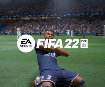 """【FIFA 22】10月1日発売、次世代 """"HyperMotion"""" テクノロジーがよりリアルなサッカー体験を演出する最新作"""