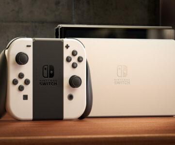 【比較】「Nintendo Switch(有機ELモデル)」登場、改良点や性能など現行機種との違いは
