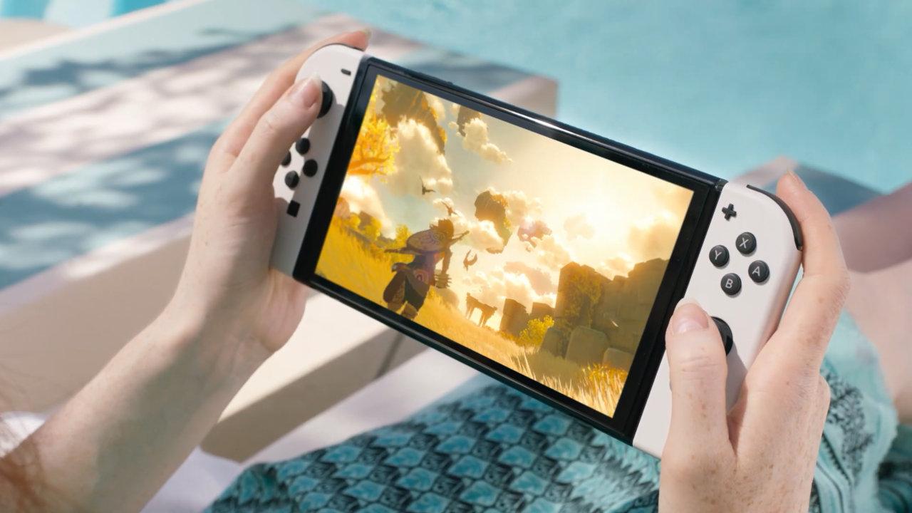 任天堂、「Nintendo Switch(有機ELモデル)」で利益率アップとのブルームバーグ報道を否定