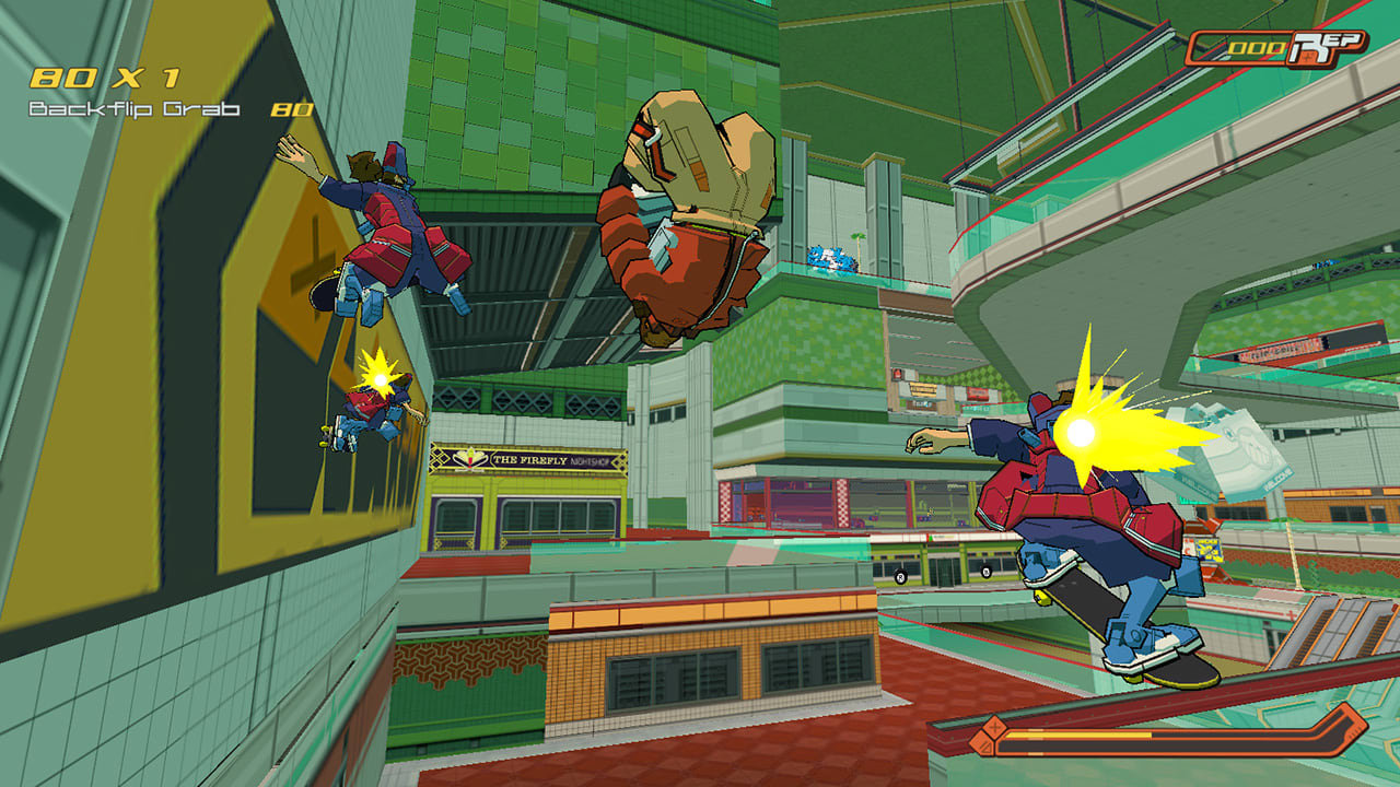"""JSR""風パルクールアクション『Bomb Rush Cyberfunk』Nintendo Switch版は日本でも2022年発売予定"