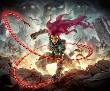 『Darksiders III』Nintendo Switch版、国内では10月発売。2つのDLCを同梱する決定版