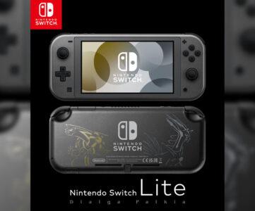 任天堂、『ポケモンBDSP』にあわせ特別デザインのスイッチライトを11月発売