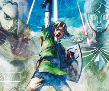 【NPD】2021年7月の米ゲーム市場はスイッチとPS5がリード、『ゼルダの伝説 スカイウォードソード HD』が月間1位
