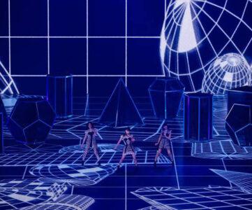 【プライムビデオ】「Perfume LIVE 2021 [polygon wave]」が見放題で独占配信へ