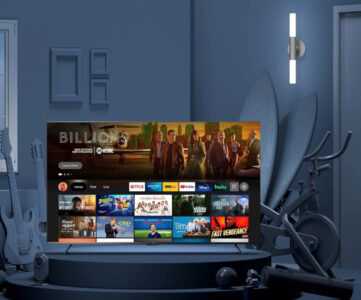 Amazon初の独自スマートテレビ「Fire TV Omni」「Fire TV 4」が登場、370ドル(43インチ)から
