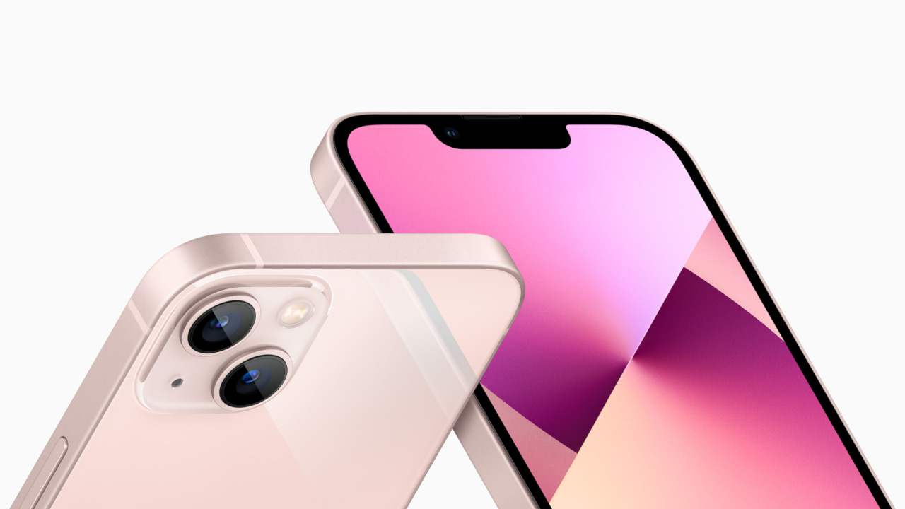 Apple iPhone 13 シリーズ