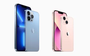 【比較】iPhone 13 シリーズの性能・違い・12からの進化、個人的に買いのオススメモデルは