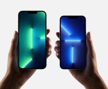 【楽天モバイル】iPhone 13 シリーズ全4機種を取扱い、アップグレードプログラム対象