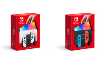 Nintendo Switch (有機ELモデル)パッケージ